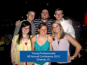 iie yps group photo